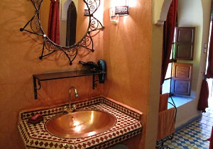 Riad Dar Tamlil, double room superior